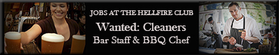 Jobs Chef Cleaner Bar Staff